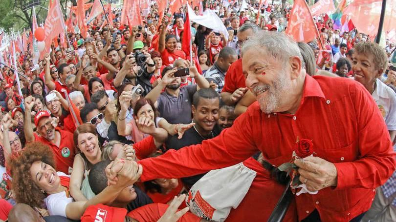Ibope mostra Lula na frente para presidente em eleições de 2018
