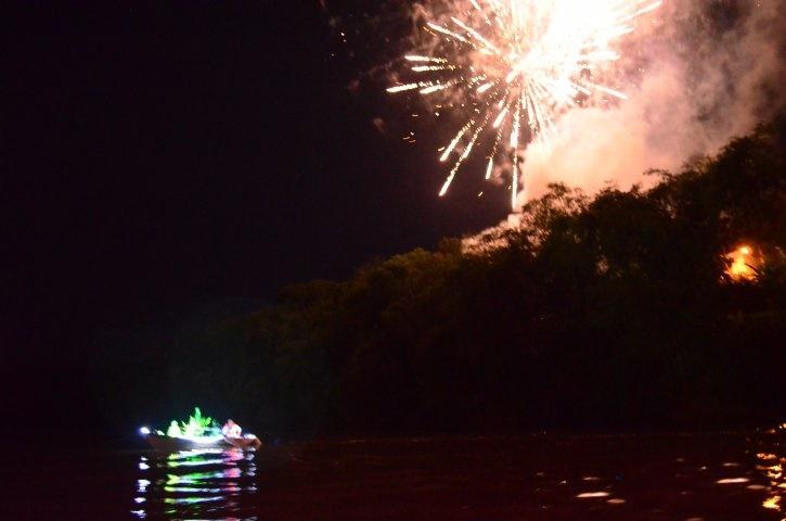 Católicos realizam Festa de Nossa Senhora dos Navegantes em Fátima do Sul
